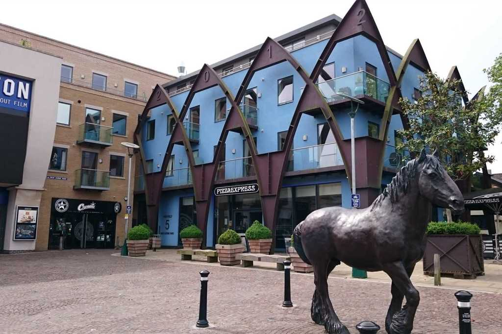 Image of 17 Fairfield, Brewery Square