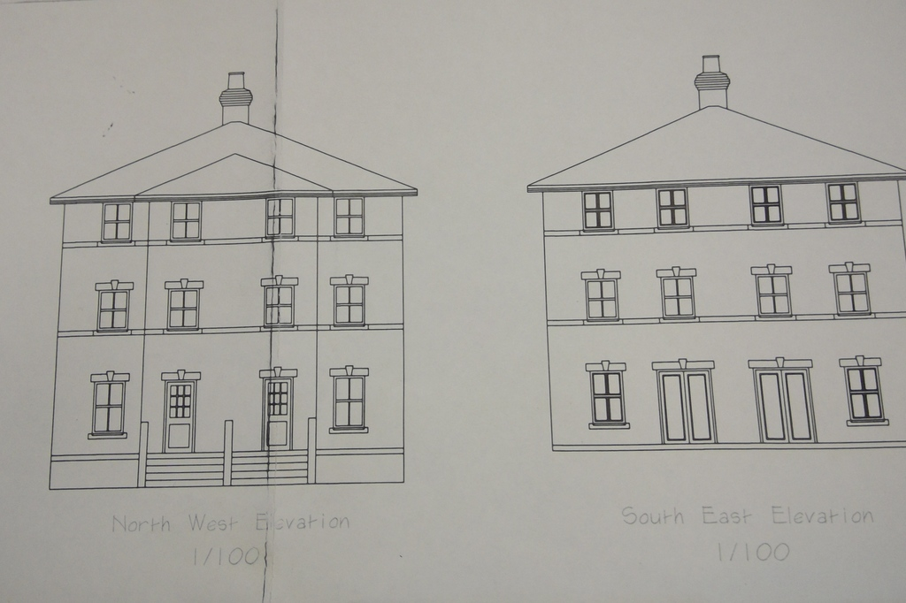 Image of Building Plot for 2 Semi Detached Houses