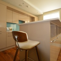 Image of Open Plan Kitchen and Living Area