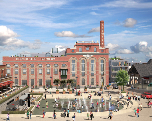 The Brewhouse, Brewery Square