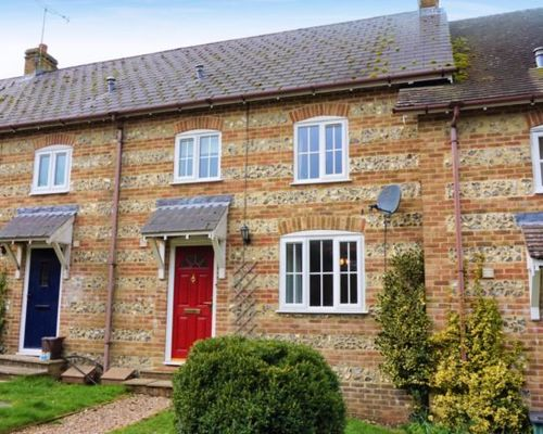8 Valley Cottages, Winterbourne Abbas