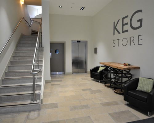 8 The Keg Store, Brewery Square