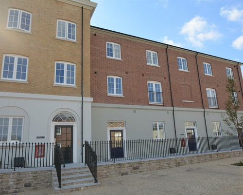 Flat 4, 4 Crown Place, Poundbury