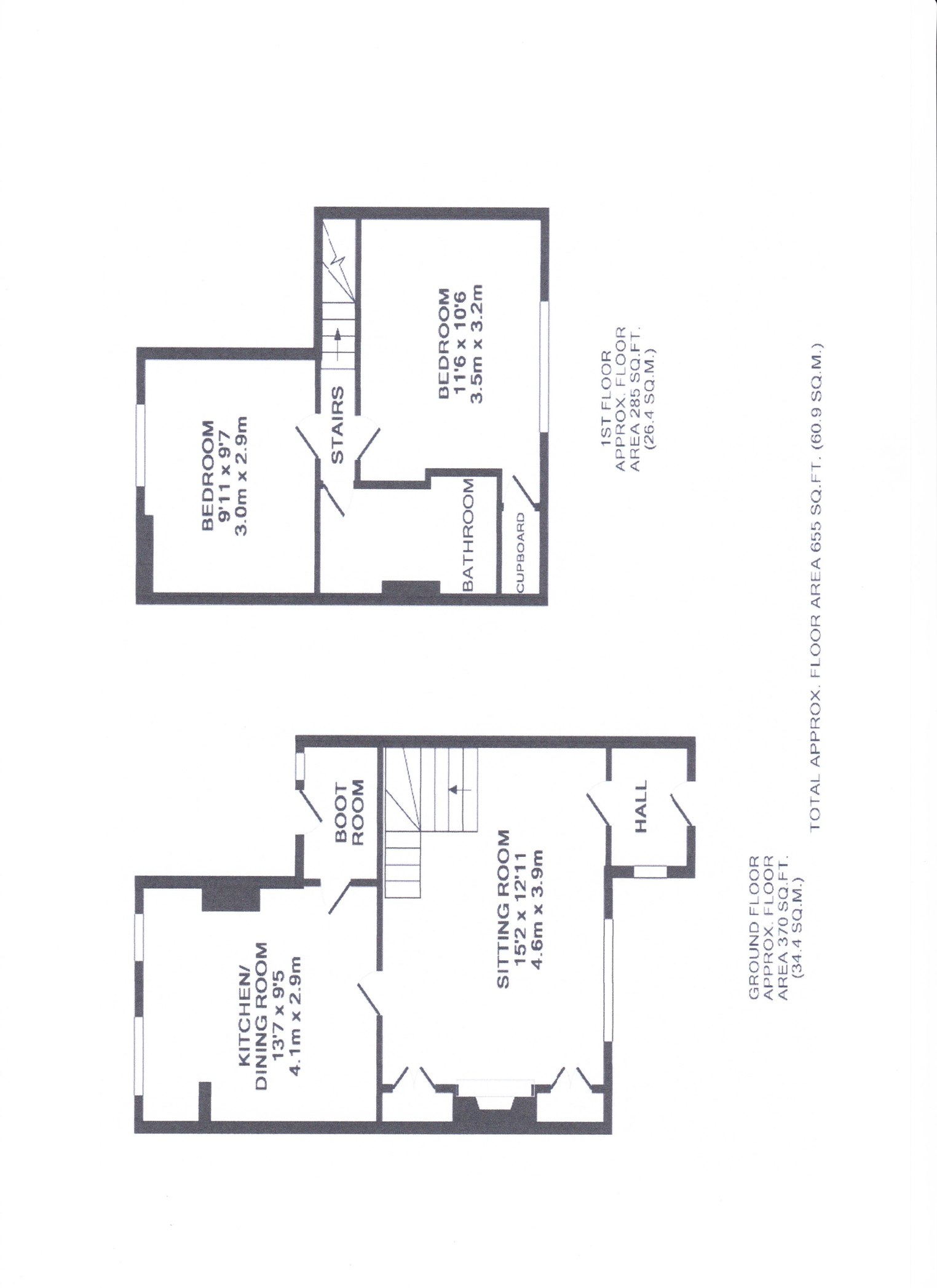 Floorplan for 29 Simons Road