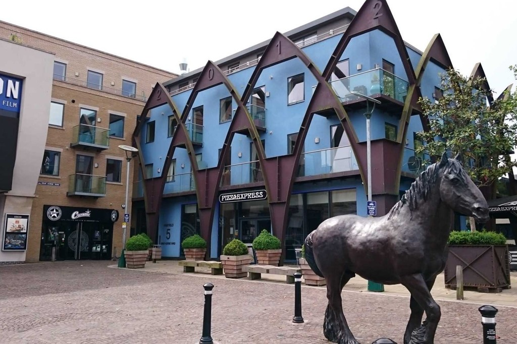 Image of 15 Fairfield, Brewery Square