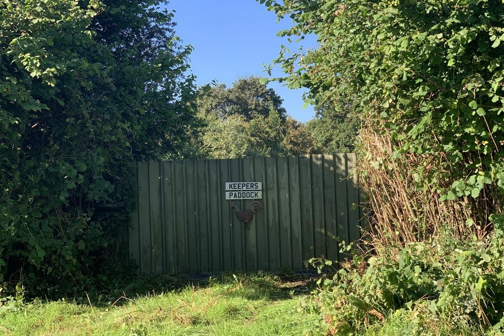 Image of Keepers Paddock, Middlemarsh