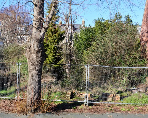Building Plot for 2 Semi Detached Houses