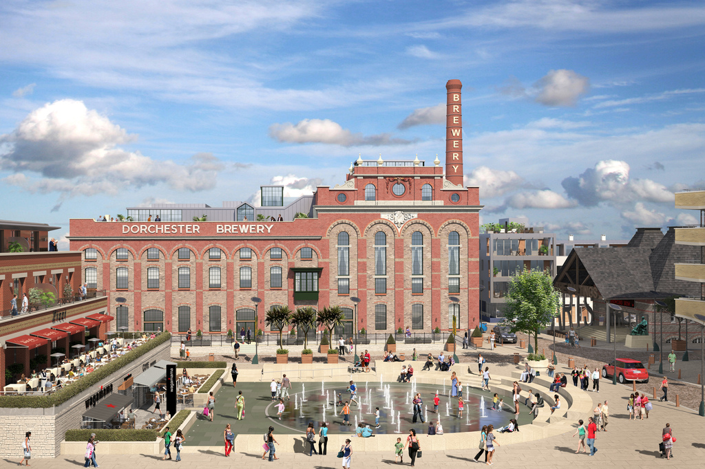 Image of The Brewhouse, Brewery Square